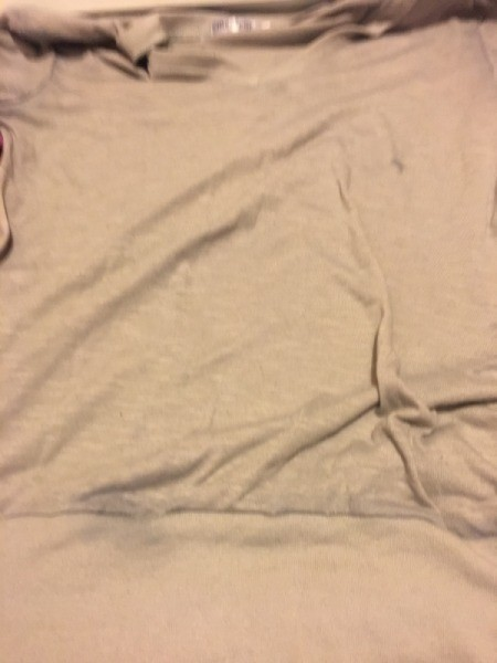 Removing Dye Transfer from Dried Clothing
