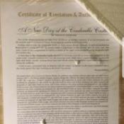 Value of a Thomas Kinkade Print - documentation