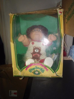 Selling a Cabbage Patch Kid Doll