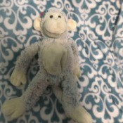 Identifying a Stuffed Toy - stuffed monkey