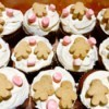 decorated Gingerbread Cupcakes
