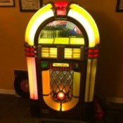 Value of a Replica Wurlitzer Jukebox