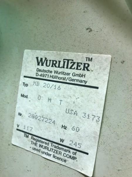 Value of a Replica Wurlitzer Jukebox