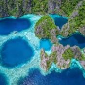 lagoons and limestone