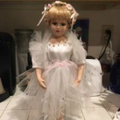 Identifying a Porcelain Doll - ballerina doll