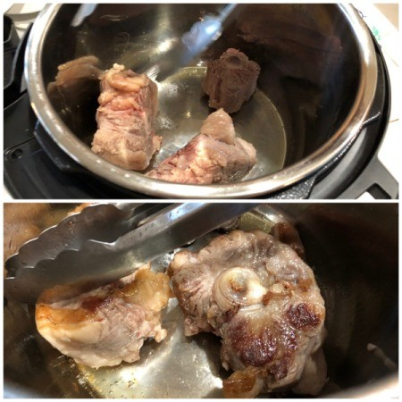 browning oxtail
