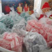 Hard Tack Candy bags