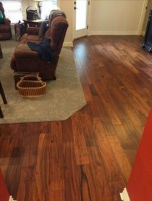 What's the Best Vacuum for Hardwood Floors and Carpet? - view of a hardwood floor