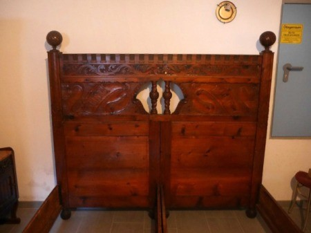 Value of Hand Carved Headboard and Footboard