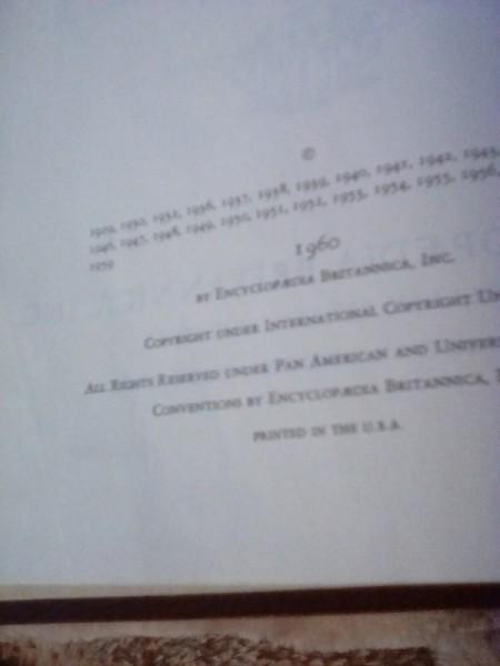 Value of Encyclopedia Britannica 1768