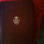 Value of Encyclopedia Britannica 1768 - dark red cover