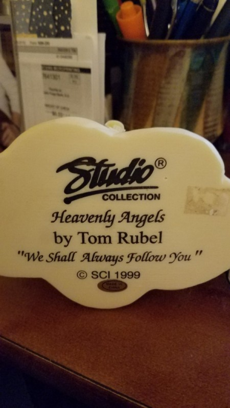 Information on a Tom Rubel Sculpture