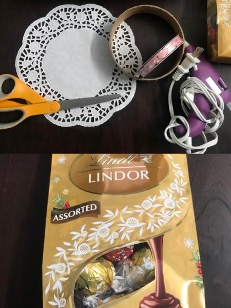 Candy Basket - supplies