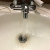 Clearing a Clogged Sink Drain