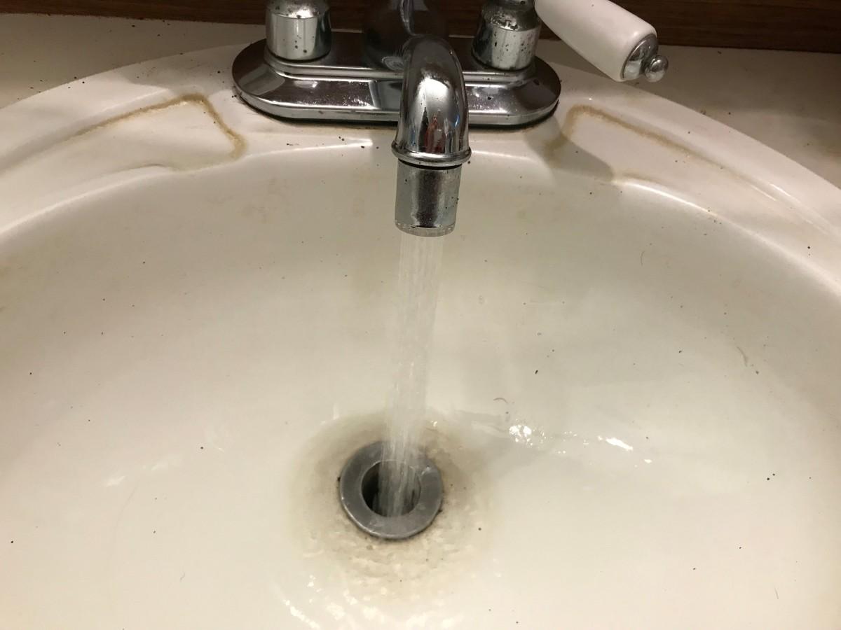 Clogged Sink Drain: Clearing A Clogged Bathroom Sink