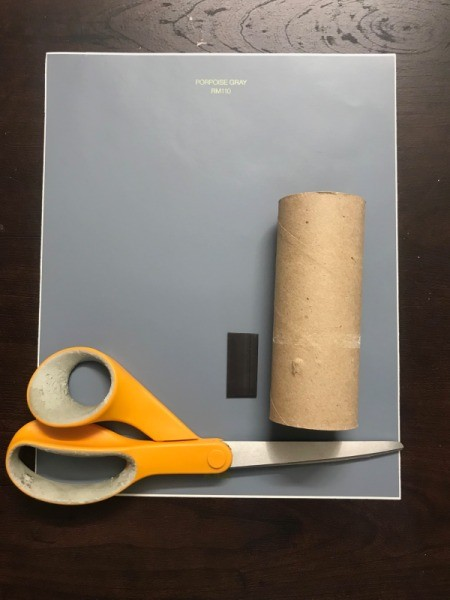 Making a Magnetic Pen/Pencil Holder - supplies