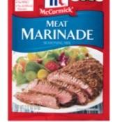 Copycat Recipe for McCormick's Beef Marinade