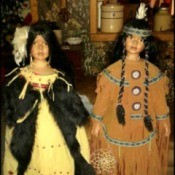 Value of Ashley Belle Native American Dolls