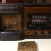 Value of a RCA Victor Radio - vintage radio