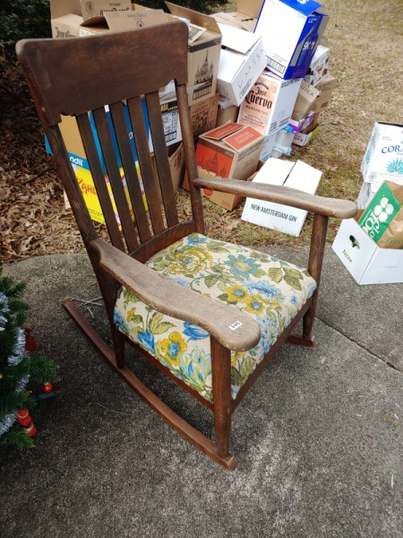 Value of a Murphy Rocking Chair