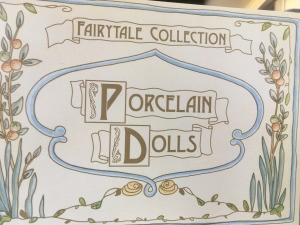 Value of Fairytale Collection Porcelain Dolls