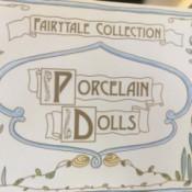 Value of Fairytale Collection Porcelain Dolls