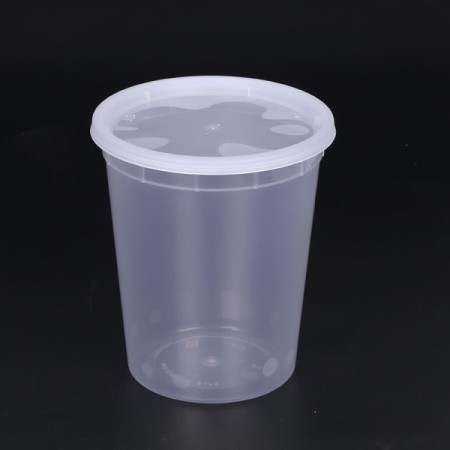 Camouflage Your Trashcan - plastic container for inside can