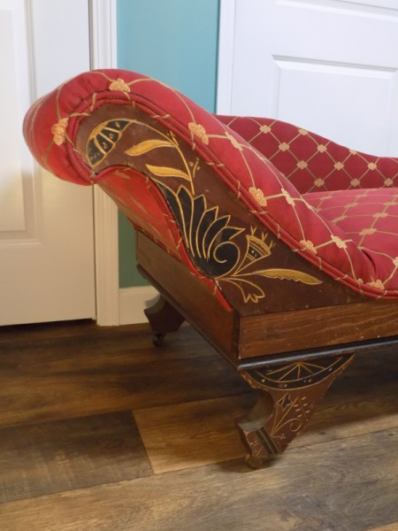 Value of an Antique Fainting Couch