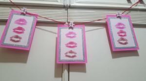 Kissmark Decorative Banner - banner hanging on wall