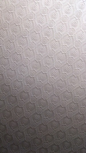 Discontinued Graham and Brown Ceiling Paper - paper with flower motif