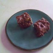 2 pieces Fudge