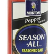 Copycat Recipe for McCormick's Pepper Season All