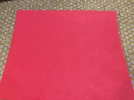 """""""I Like You Elote"""" Multi-occasion Greeting Card - cut out a piece of red paper to be base of card"""
