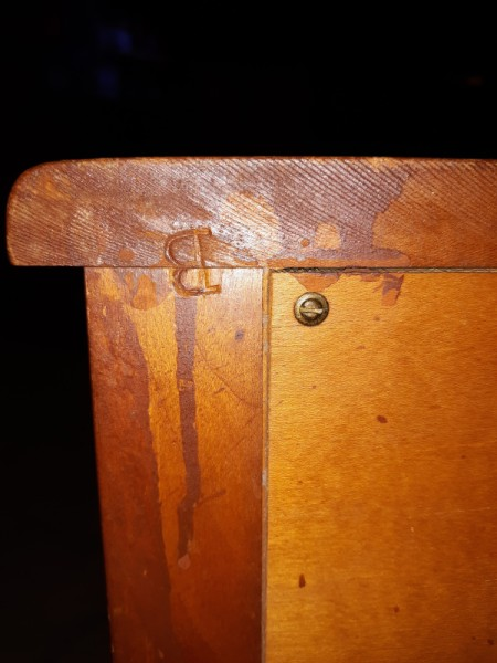 Identifying an Old Table
