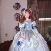 Value of a Goldenvale Porcelain Doll