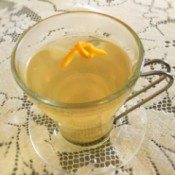 cup of Fruity Rose Tea