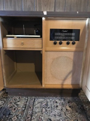 Value of a Capehart Radio/Record Player
