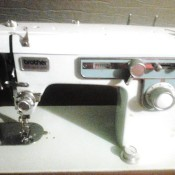 Repairing a Brother Charger 651 Sewing Machine