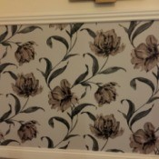 Identifying Wallpaper  - neutral tone floral wallpaper