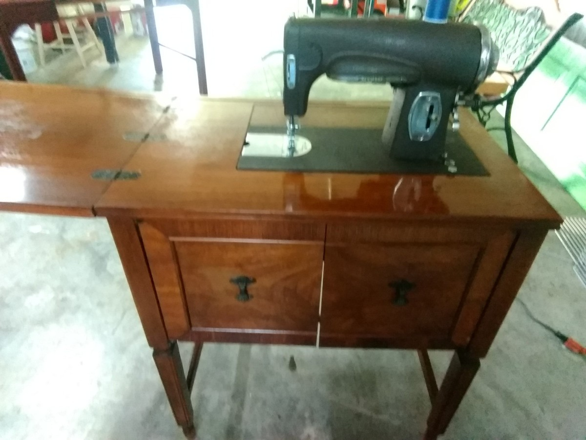 Value Of An Older Sewing Machine