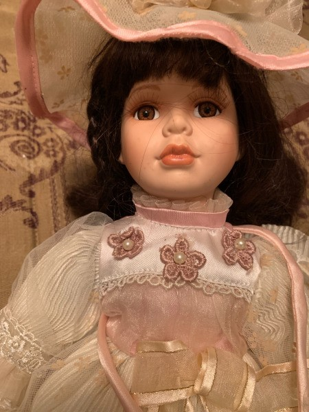 Value of an Unidentified Porcelain Doll