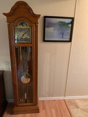 Value of a Grandfather Clock - clock