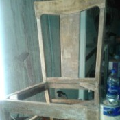Information on a Murphy's Chair - stripped wooden chair