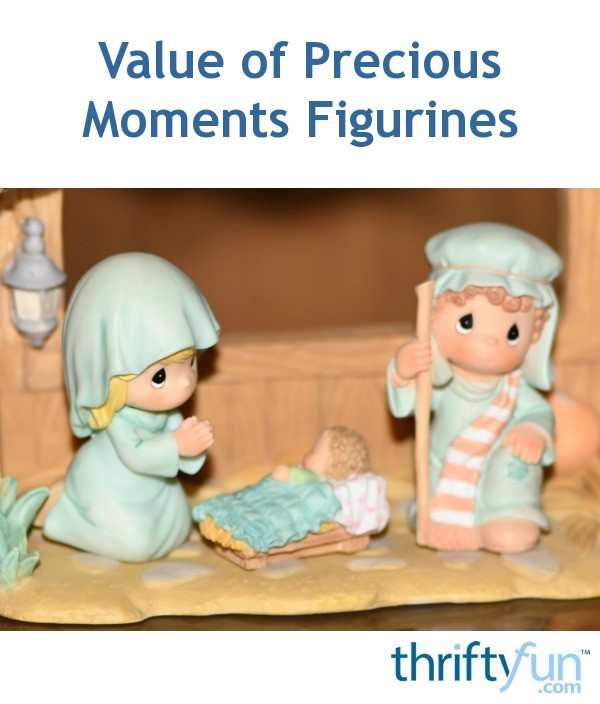 Determining The Value Of Precious Moments Figurines Thriftyfun