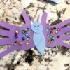 Cute Handprint Butterfly Craft