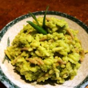 bowl of Creamy Avocado Rice