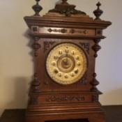 Value of an Antique Clock - antique mantle clock