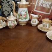Identifying a Tea Set