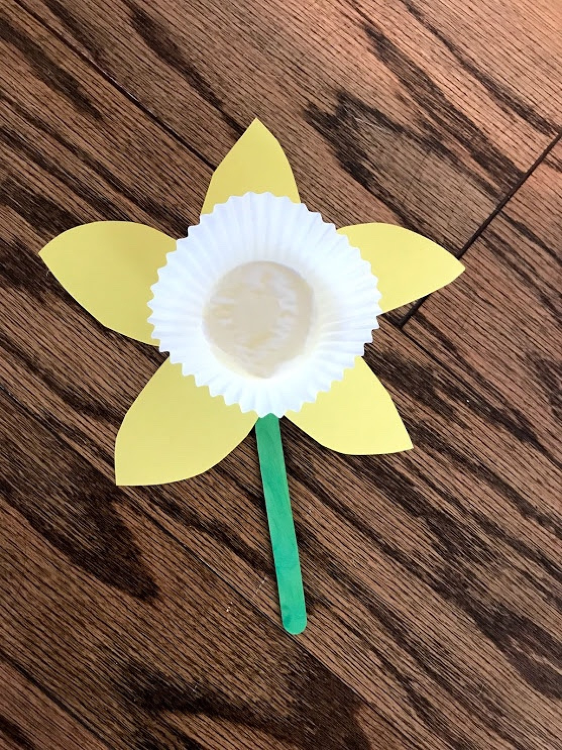 How to make an origami daffodil flower: page 23 | 1486x1114