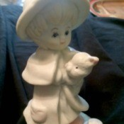 Identifying the Maker and Age of a Figurine